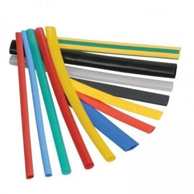 Цветные термоусаживаемые трубки ТУТнг с коэффициентом усадки 2:1