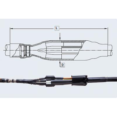 Муфта переходная TRAJ-12/3x150-240 (Райхем)